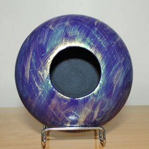 Colourful hollow form